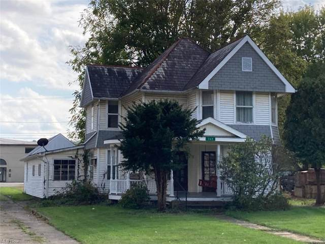 369 Canal Street E, Newcomerstown, OH 43832 (MLS #4325829) :: Select Properties Realty