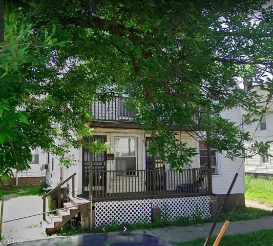 1816 E 32nd Street, Cleveland, OH 44114 (MLS #4325856) :: The Kaszyca Team