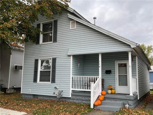 116 E Stewart Avenue, West Lafayette, OH 43845 (MLS #4325930) :: Tammy Grogan and Associates at Keller Williams Chervenic Realty