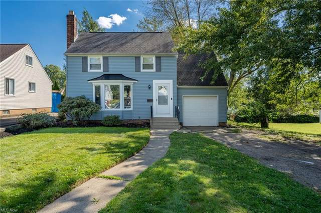 236 32nd Street NW, Canton, OH 44709 (MLS #4325936) :: The Kaszyca Team