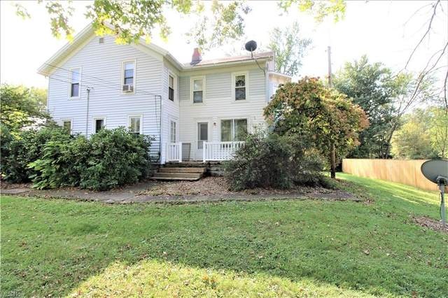 206 E Main Street, Orwell, OH 44076 (MLS #4325940) :: The Holly Ritchie Team