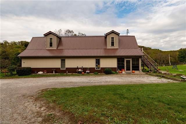 5731 Morris Crossing Avenue, Newcomerstown, OH 43832 (MLS #4325955) :: Select Properties Realty