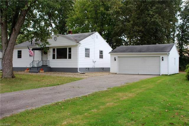 5781 Louise Avenue NW, Warren, OH 44483 (MLS #4326004) :: TG Real Estate