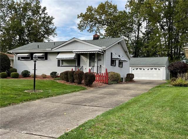 3412 Flora Lane, Youngstown, OH 44511 (MLS #4326007) :: TG Real Estate
