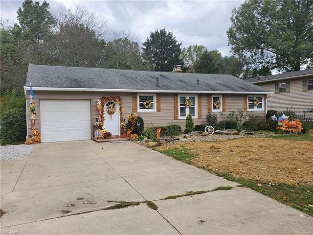 6225 Oakcrest Avenue NW, Canton, OH 44718 (MLS #4326027) :: The Holly Ritchie Team