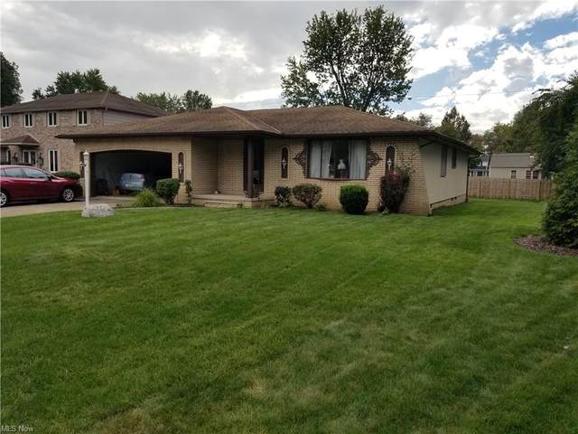 7214 Packard Circle, Middleburg Heights, OH 44130 (MLS #4326053) :: The Art of Real Estate