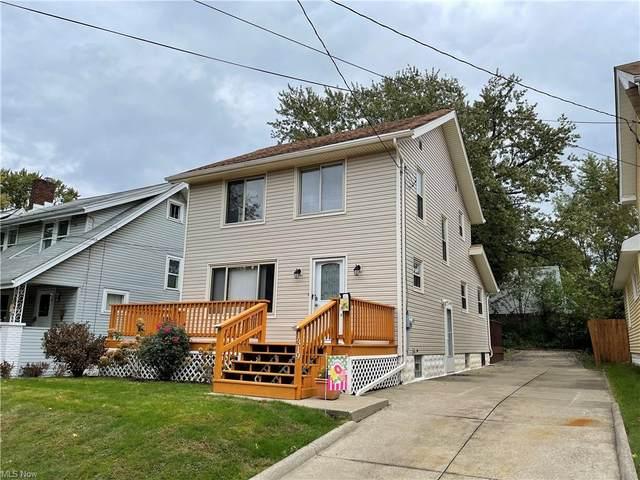 1319 Herberich Avenue, Akron, OH 44301 (MLS #4326058) :: Keller Williams Legacy Group Realty