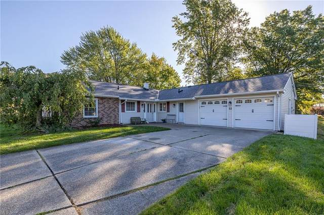 53 Greenbriar Drive, Aurora, OH 44202 (MLS #4326137) :: Select Properties Realty
