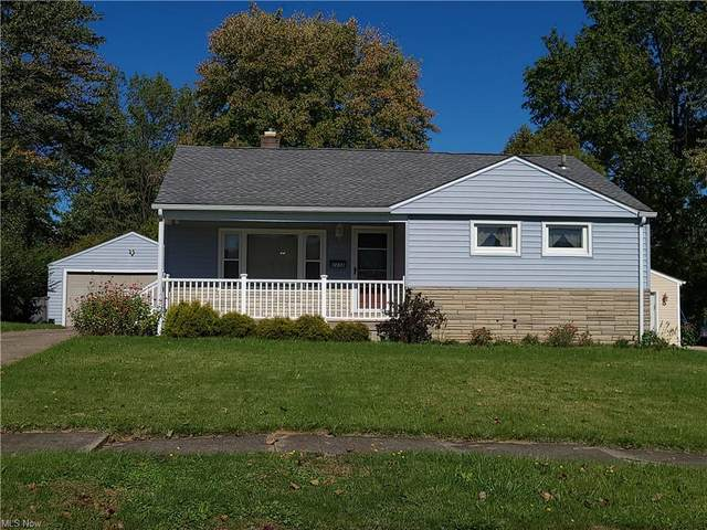 2238 Chaney Circle, Youngstown, OH 44509 (MLS #4326163) :: The Tracy Jones Team
