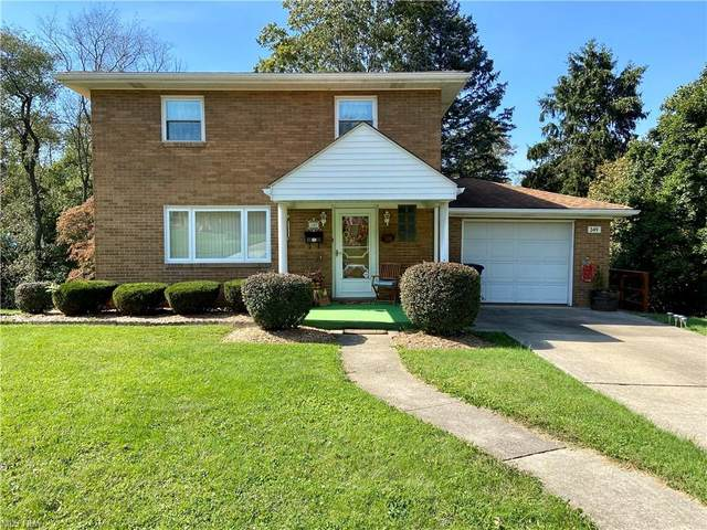 349 Wilma Avenue, Steubenville, OH 43952 (MLS #4326224) :: RE/MAX Edge Realty