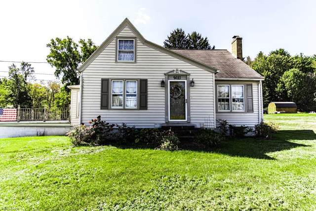 9483 State Route 45, Lisbon, OH 44432 (MLS #4326238) :: Jackson Realty