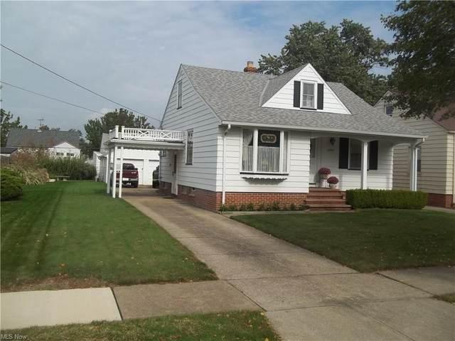 6404 Ira Avenue, Cleveland, OH 44144 (MLS #4326248) :: Jackson Realty
