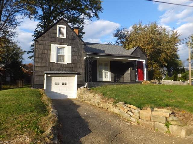 2203 Washington Boulevard NW, Canton, OH 44709 (MLS #4326260) :: The Holly Ritchie Team