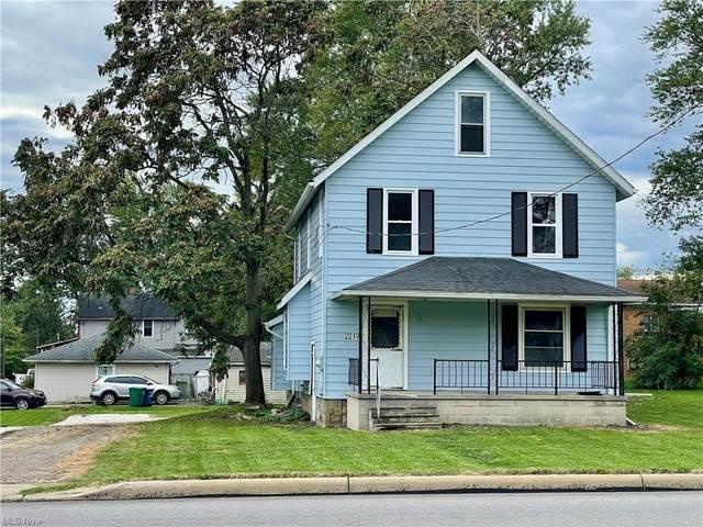2219 Robbins Avenue, Niles, OH 44446 (MLS #4326268) :: Jackson Realty