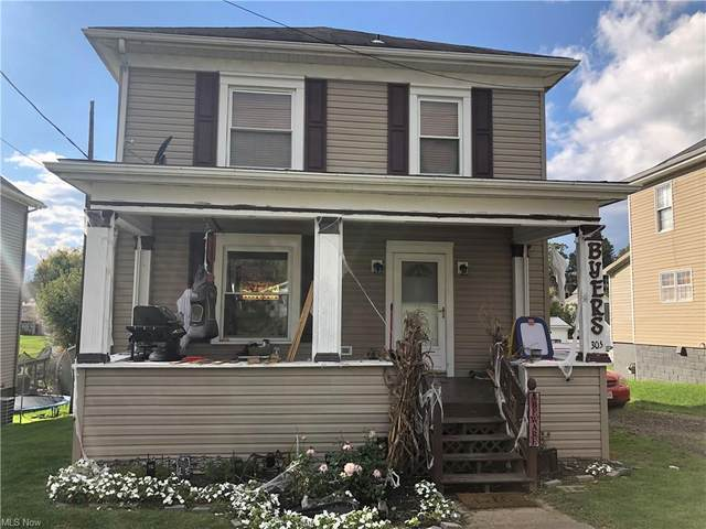 305 2nd Street, Bethesda, OH 43719 (MLS #4326302) :: RE/MAX Edge Realty