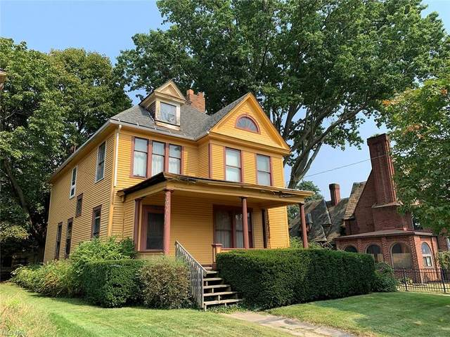 840 Wellman Avenue SE, Massillon, OH 44646 (MLS #4326304) :: Tammy Grogan and Associates at Keller Williams Chervenic Realty