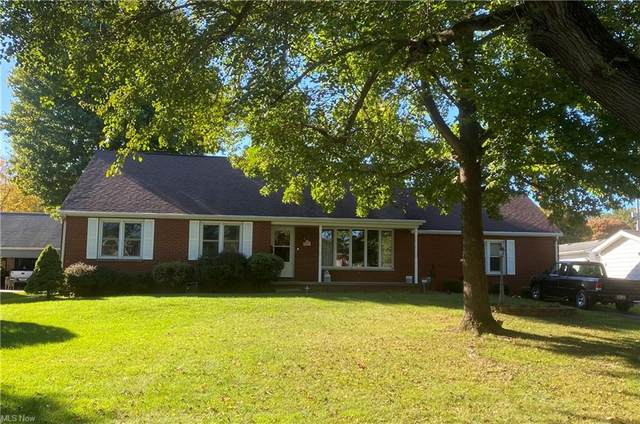 1407 S 15th Street, Coshocton, OH 43812 (MLS #4326322) :: Jackson Realty