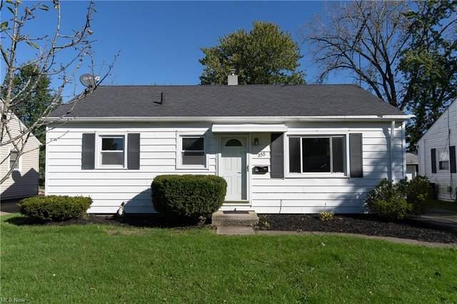 355 Roosevelt Avenue, Elyria, OH 44035 (MLS #4326341) :: Tammy Grogan and Associates at Keller Williams Chervenic Realty
