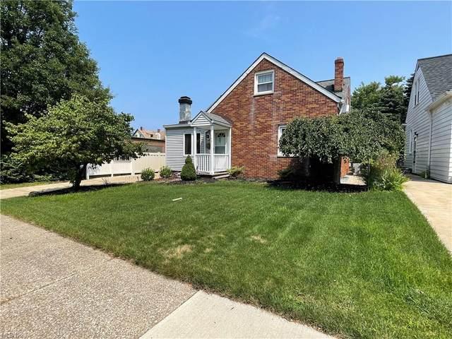 1431 Parkwood Road, Lakewood, OH 44107 (MLS #4326358) :: Tammy Grogan and Associates at Keller Williams Chervenic Realty