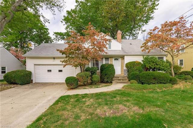 3617 Monticello Boulevard, Cleveland Heights, OH 44121 (MLS #4326386) :: Simply Better Realty