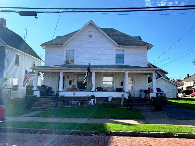 1221 Arnold Avenue NW, Canton, OH 44703 (MLS #4326400) :: The Holly Ritchie Team