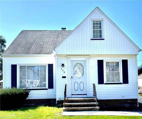 332 E 330th Street, Willowick, OH 44095 (MLS #4326473) :: Tammy Grogan and Associates at Keller Williams Chervenic Realty