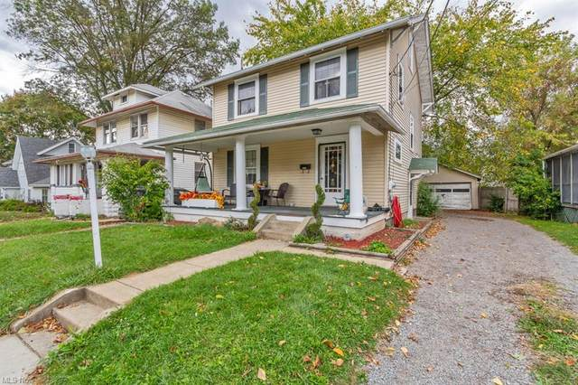 1611 29th Street NW, Canton, OH 44709 (MLS #4326543) :: Jackson Realty
