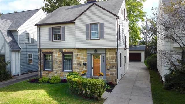 3581 Strandhill Road, Shaker Heights, OH 44122 (MLS #4326583) :: Select Properties Realty