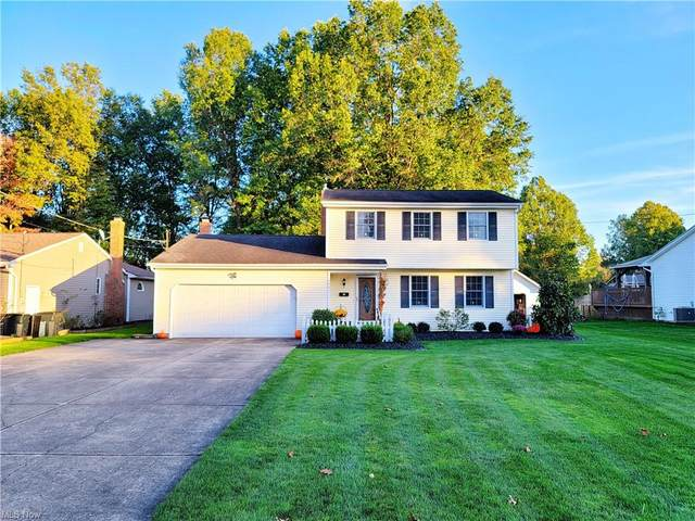5541 Mill Creek Boulevard, Youngstown, OH 44512 (MLS #4326633) :: Select Properties Realty