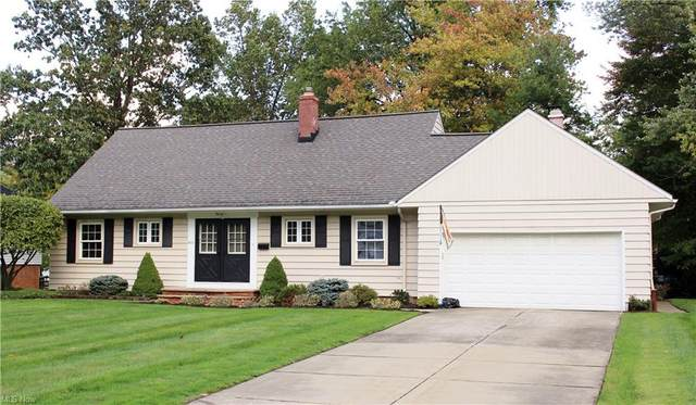 865 Colony Drive, Highland Heights, OH 44143 (MLS #4326641) :: Vines Team