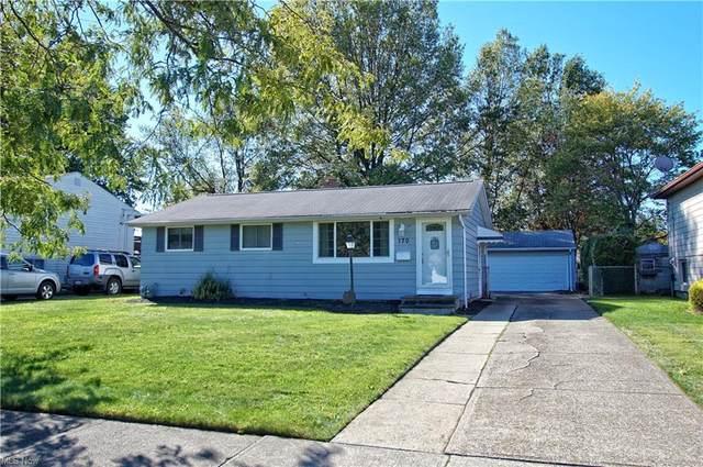 170 Erieview Drive, Eastlake, OH 44095 (MLS #4326644) :: Tammy Grogan and Associates at Keller Williams Chervenic Realty