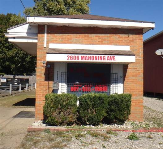 2606 Mahoning Avenue, Youngstown, OH 44509 (MLS #4326685) :: Keller Williams Legacy Group Realty