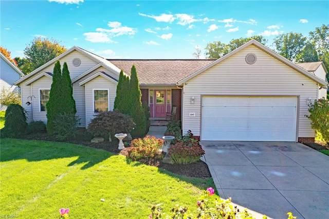 1047 Brittingham Drive, Ravenna, OH 44266 (MLS #4326775) :: RE/MAX Edge Realty
