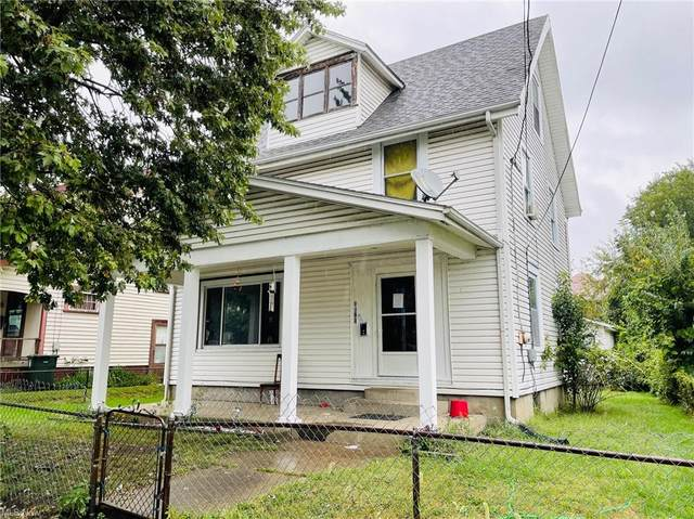 1418 Homer Avenue NW, Canton, OH 44703 (MLS #4326801) :: Jackson Realty