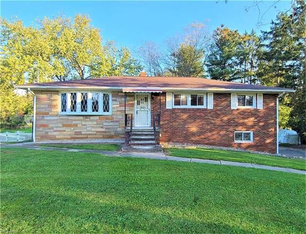 3055 Linden Street NW, Uniontown, OH 44685 (MLS #4326816) :: Tammy Grogan and Associates at Keller Williams Chervenic Realty
