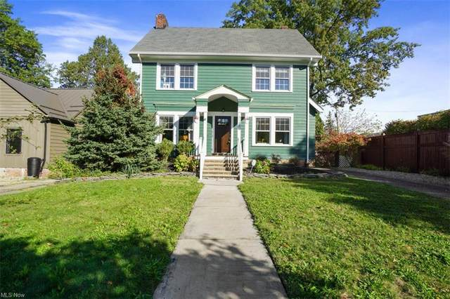 3155 E Overlook Road, Cleveland Heights, OH 44118 (MLS #4326836) :: RE/MAX Edge Realty
