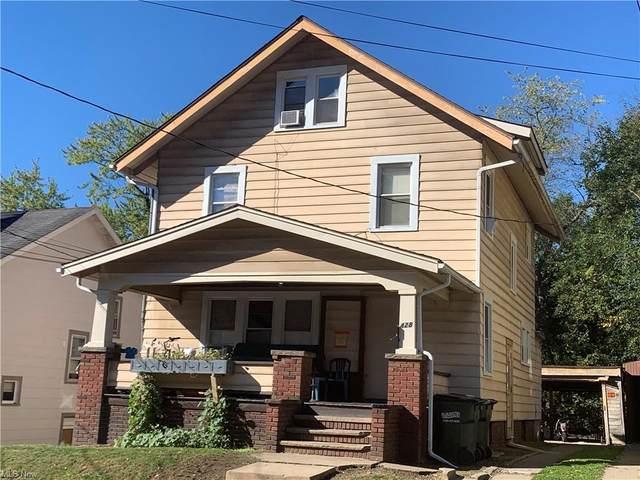 428 Emerick Street, Wooster, OH 44691 (MLS #4326872) :: Select Properties Realty