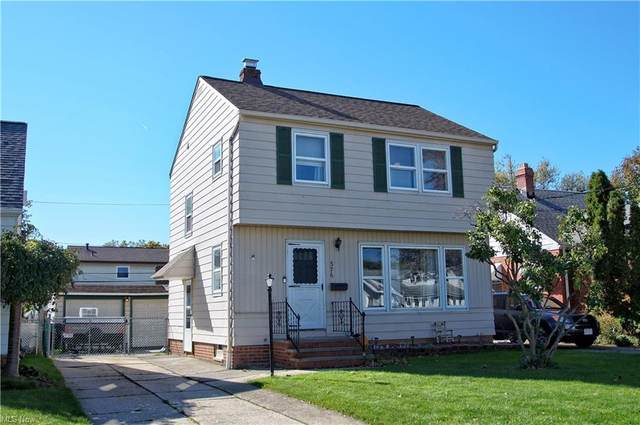 376 E 324th Street, Willowick, OH 44095 (MLS #4326928) :: Tammy Grogan and Associates at Keller Williams Chervenic Realty