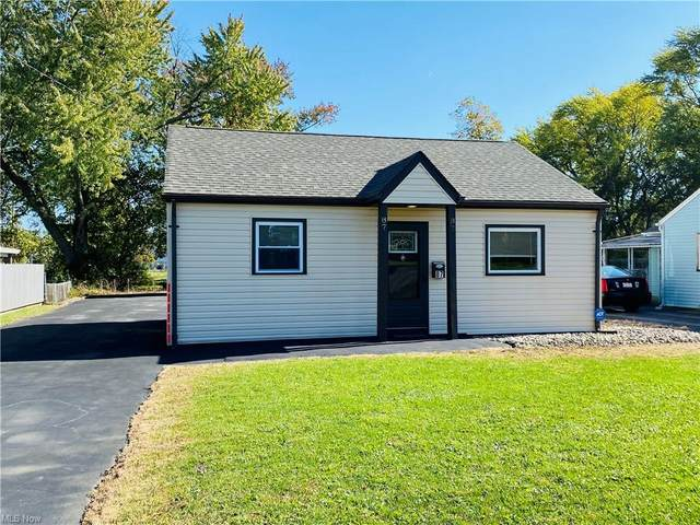 87 Kenmar Court, Youngstown, OH 44515 (MLS #4326999) :: RE/MAX Edge Realty
