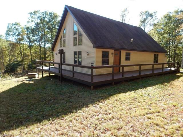 1110 Gate Rd., Cairo, WV 26337 (MLS #4327002) :: RE/MAX Edge Realty
