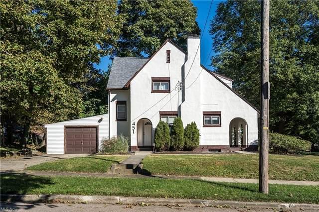 451 Watson Street, Akron, OH 44305 (MLS #4327007) :: Select Properties Realty