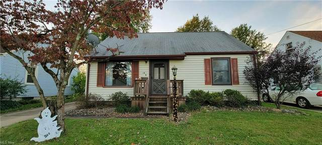 168 S Roanoke Avenue, Youngstown, OH 44515 (MLS #4327009) :: RE/MAX Edge Realty