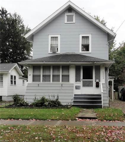 1206 Tampa Avenue, Akron, OH 44314 (MLS #4327033) :: Select Properties Realty
