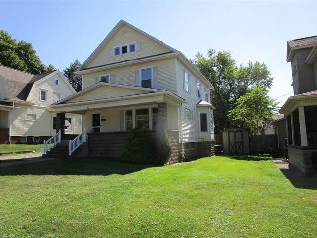 210 E Iron Avenue, Dover, OH 44622 (MLS #4327064) :: Jackson Realty