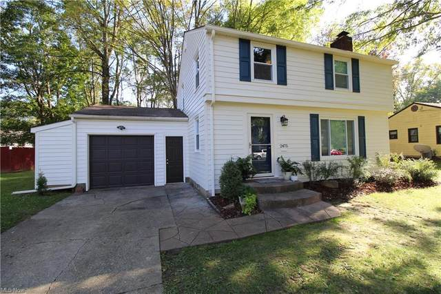 2475 Rosewae Drive, Youngstown, OH 44511 (MLS #4327122) :: Select Properties Realty