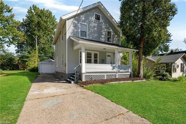 475 Pratt Street, Ravenna, OH 44266 (MLS #4327132) :: RE/MAX Edge Realty