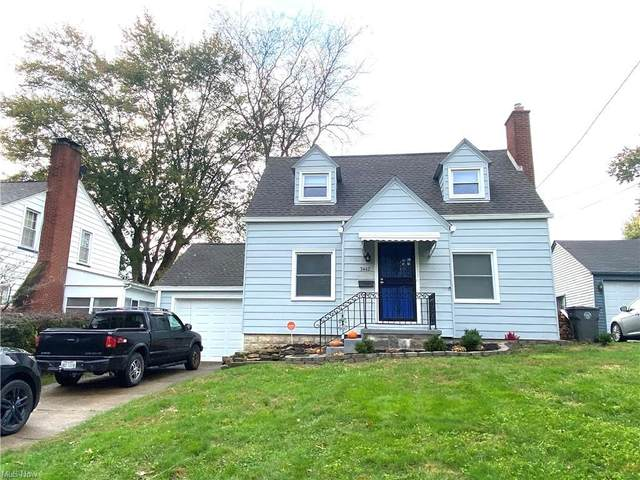 3442 Cascade Drive, Youngstown, OH 44511 (MLS #4327170) :: Simply Better Realty