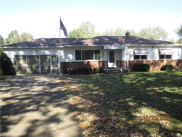 987 East Avenue, Tallmadge, OH 44278 (MLS #4327177) :: RE/MAX Trends Realty