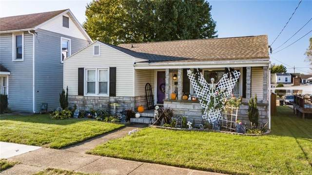 1108 Lakeview Drive, Parkersburg, WV 26104 (MLS #4327198) :: Select Properties Realty