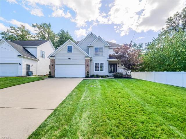 4762 Donald Avenue, Richmond Heights, OH 44143 (MLS #4327249) :: Select Properties Realty